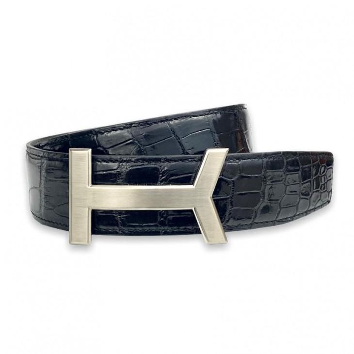 Crocodile K Icon Belt