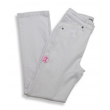 Pantalones Blancos Krono Polo para Mujeres