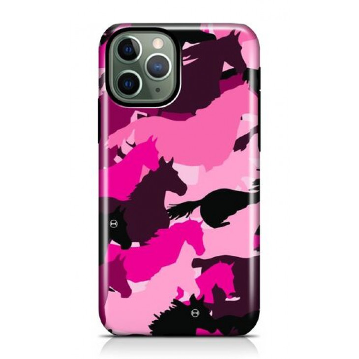 Funda para Iphone 11 Pro Rosa Camuflado